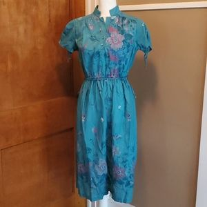 1950s Day Dress 😍 See Descrip! Pinup